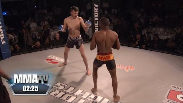 Victory Fights 4 Will Drayson v Kadeem Perkins