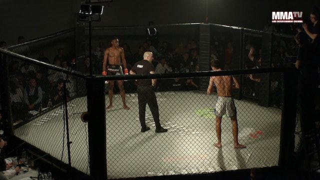 Dan Vortiah VS Matt Plumstead Victory Fights - 3, Brighton Sussex