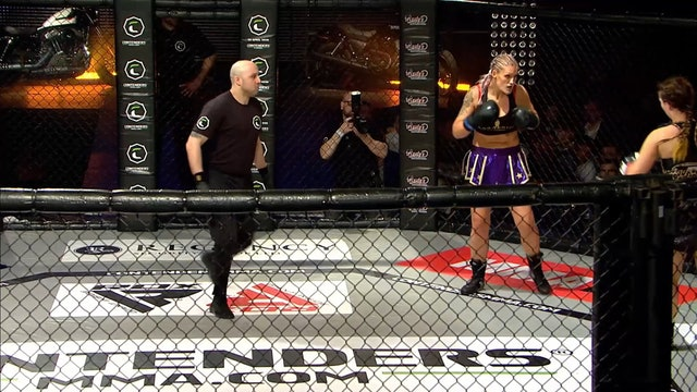 Mel Dodds vs Carla McKenzie LeRoy: Boxing