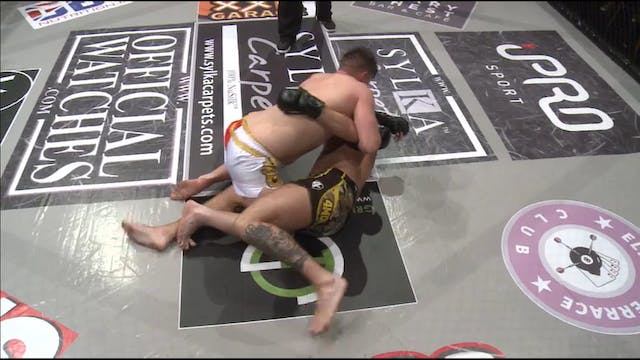 11 UCMMA 51 Yu-Joe Lewis Lai  vs Beau...