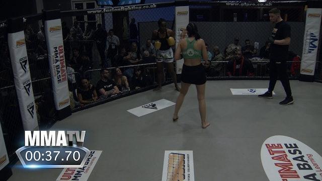 Fusion Fighting Championship 29: Fight 6 Elia Dewu vs Iony Lawrence