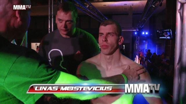 Linas Meistevicius VS Nathan Rose Fusion 22