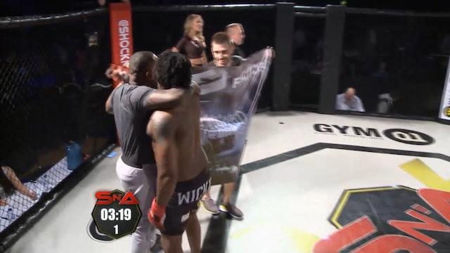 Shock n' Awe 22 Darren Hession vs Christophe Picaut