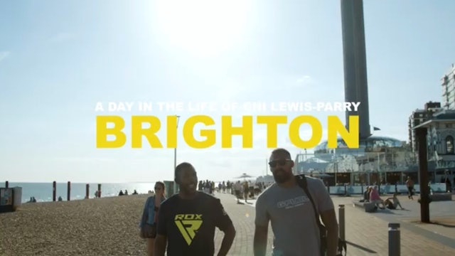 Day in the life of Chi Lewis Parry 3 - Brighton