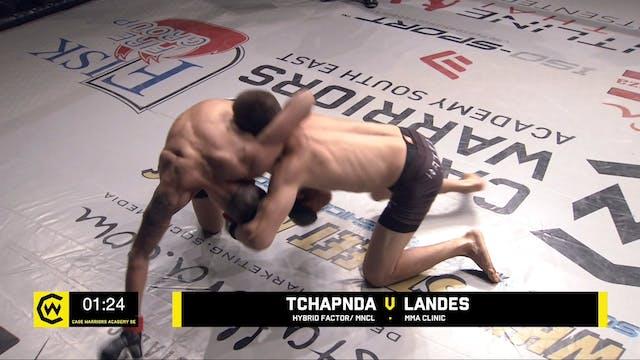 TCHAPNDA VS LANDES