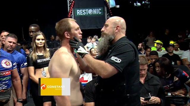 Quinton Roussow vs Shaw Dean EFC 77