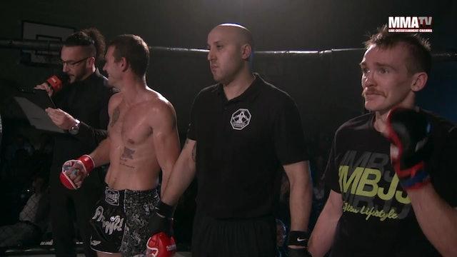 Nathan Phillpott VS Joe Johnson Victory Fights - 3, Brighton Sussex