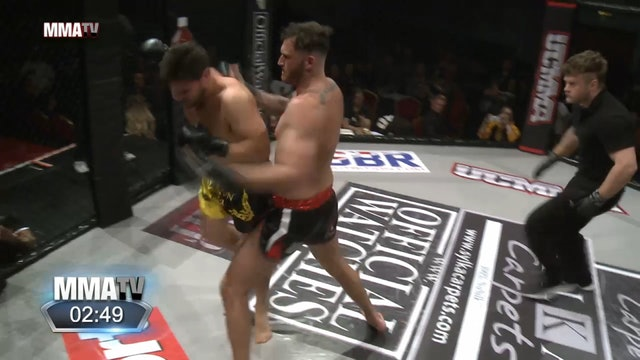 6 UCMMA 49 Beau West vs Ryan Swan