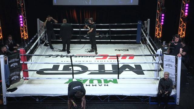 KGP 24: Amar Naab vs Owen Evans