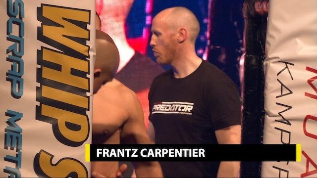 #CWSE23 - Hussain vs Carpentier - 170lbs Amateur MMA Contest
