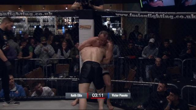 Victor Piexoto vs Keith Ellis