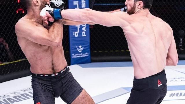 1 UAE Warriors 12 Tohir Zhuraev vs M. Radi