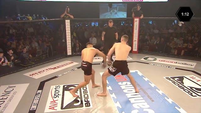 Contenders 24 Kacper Kozak vs Tariq Pell