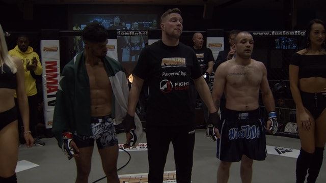 Fusion Fighting Championship 29: Fight 8 John Spencer vs Amar Shahid