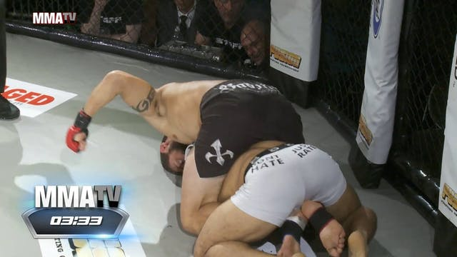 Vitor Silva Vs Tom Green FUSION 22