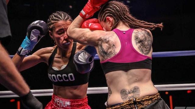 Grace spicer vs Lara Fernandez