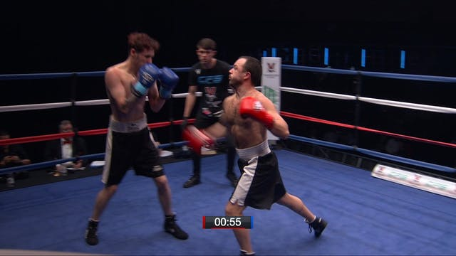 Fight 15: Liam Gardner vs. Dan Aspinall