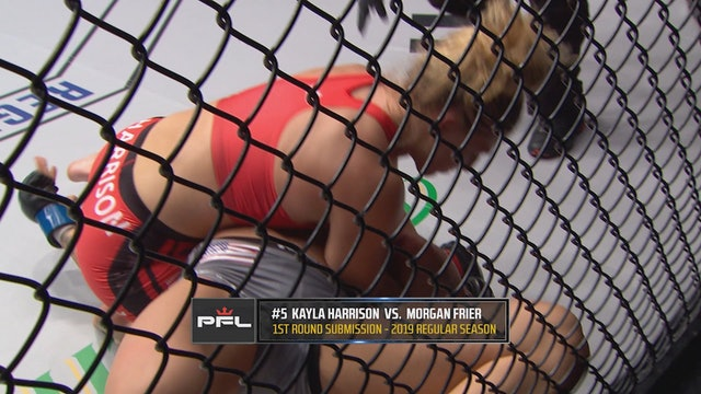 PFL Fantastic Finishes - Ep.06 - Female lightweights