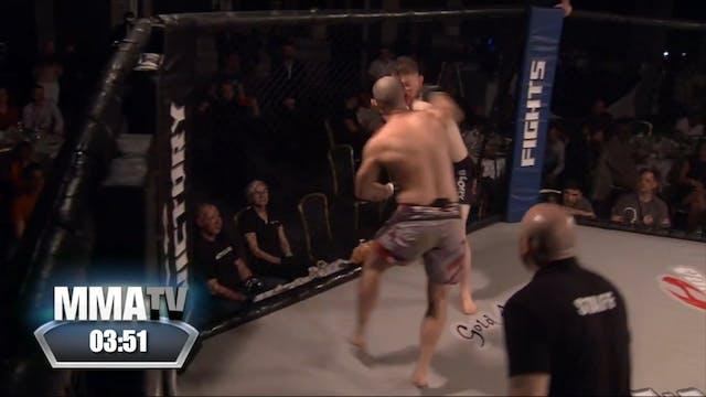 Victory Fights 4 Evgenijs Volkovs v D...