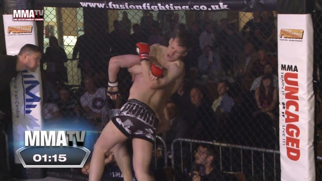 Oliver Irons Vs Hector Horlick Fusion 20
