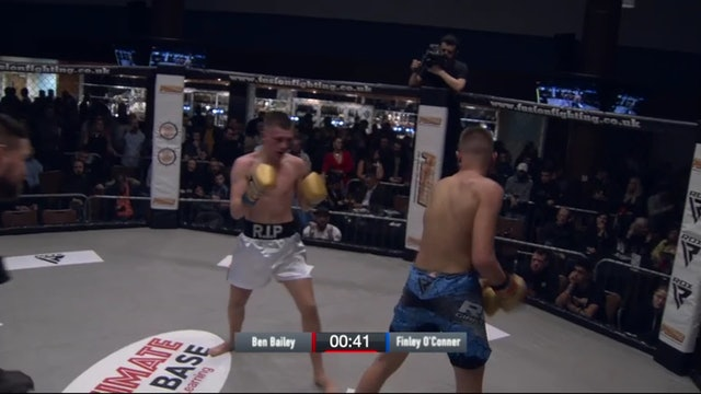 Finley O'Conner vs Ben Bailey