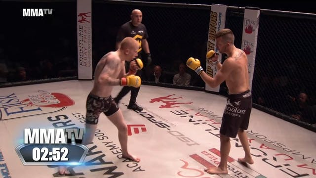 Cage Warriors Academy South East - Pa...