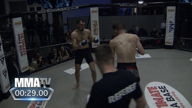 Fusion Fighting Championship 29: Fight 3  George Samolia vs Dan Collins
