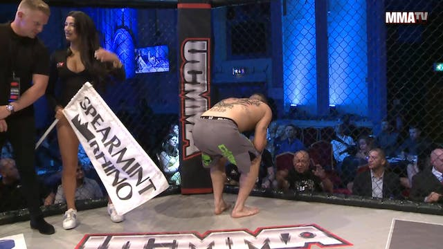6 UCMMA Andy Connor vs Mike Nott