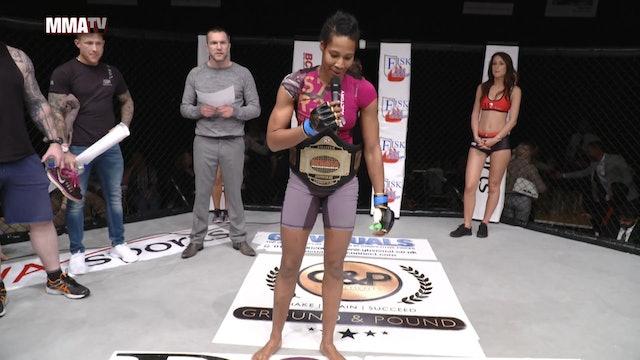 #BCMMA18 18th February 2017 -Hughes vs Dos Santos - 135lbs Pro MMA Title Contest