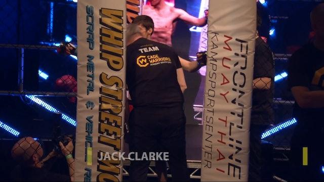 #CWSE23 - Parthaugen VS Clarke - 135lbs Amateur MMA Contest