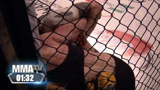 Cage Warriors Academy South East - Blaber vs Loiseau