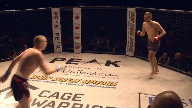 #CWSE23 - Gailius VS Dahlin - 155lbs Amateur MMA Contest