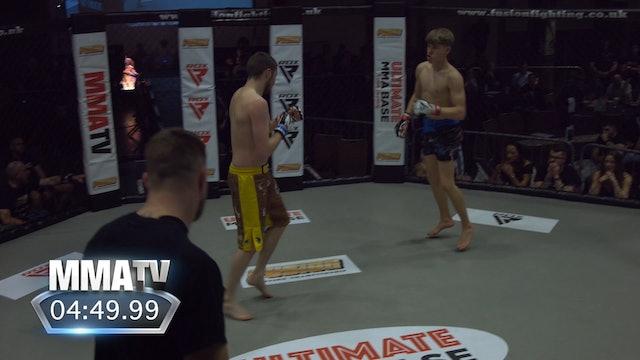 Fusion Fighting Championship 29: Fight 4  Lewis Peattie vs Harry Hobbs