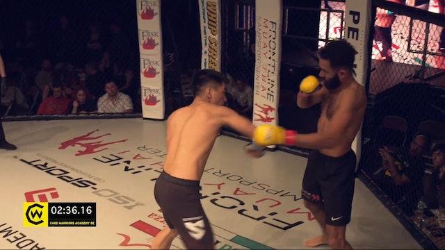 #CWSE23 - Bravie vs Bright - 155lbs Amateur MMA Contest