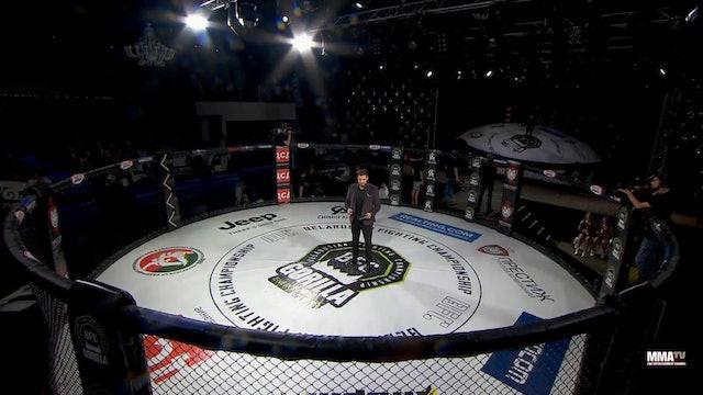 6 BFC 58 Nikita Shostak vs Surik Magakyan
