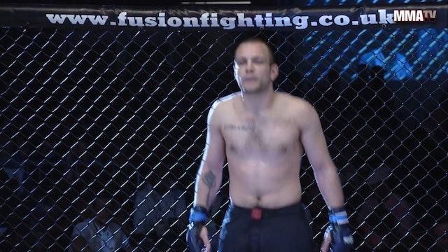 John Spencer VS Jimmy Yardley Fusion 23
