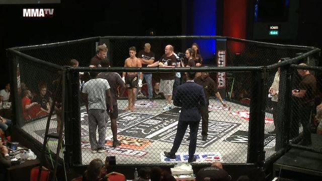 18 WCMMA 29 Kane Johnson vs Mike Hales K1