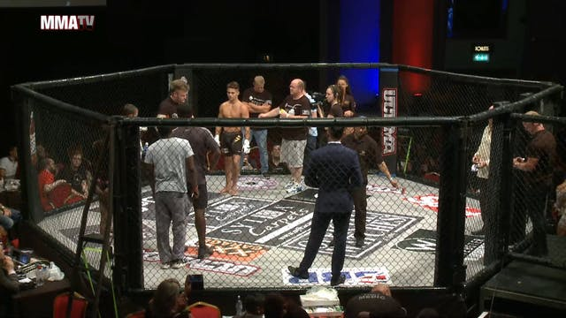 18 WCMMA 29 Kane Johnson vs Mike Hale...