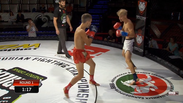 1 BFC 58 Vlad Sirotko vs Kirill Semyonov