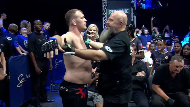 Jared Vanderaa vs Ricky Misholas EFC 77