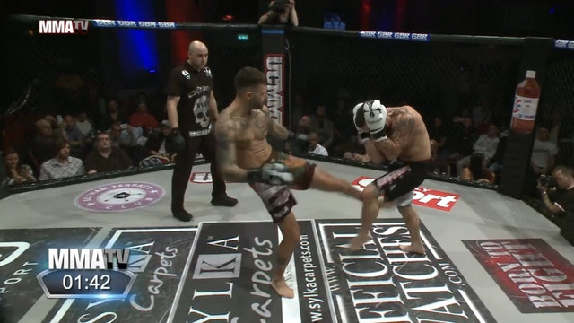 UCMMA 49 Andrew Connor vs Wez Crane k1