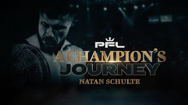 Pfl - A Champion'S Journey – Natan Schulte