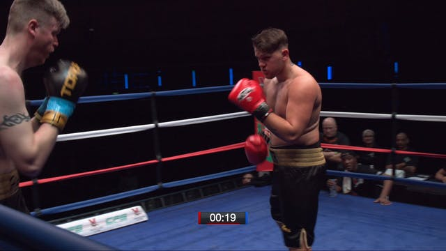 Fight 4: Harry France vs. Ben Baker