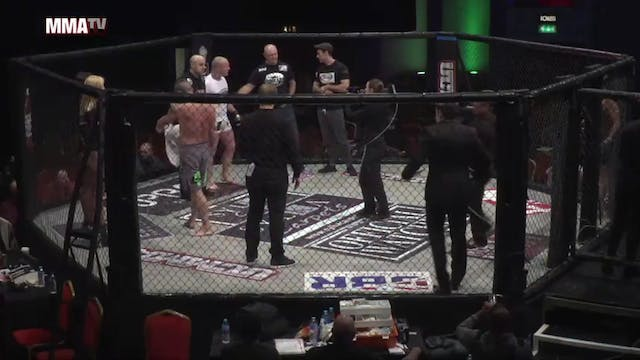 2 UCMMA 50 Colin Wilby vs Andy Cona