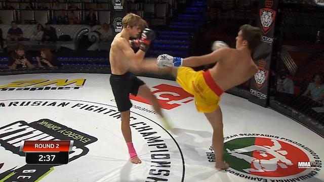 2 BFC 58 Yaroslav Ivanov vs Pavel Khmelevsky