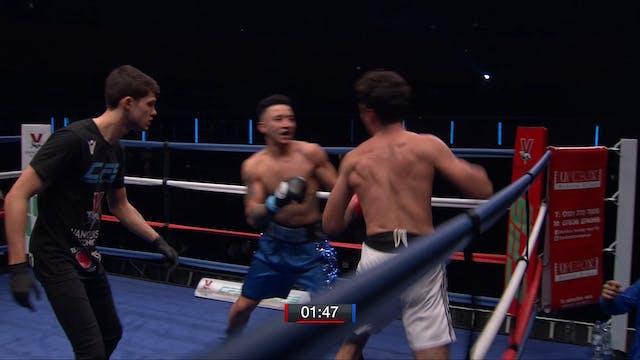 Fight 17: Cameron Lynch vs. Connor Ha...