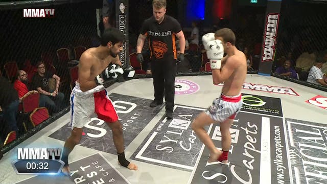 17 WCMMA 29 Ram Heir vs Louis Eydmann K1