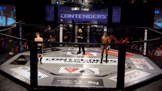 Jack Purdy vs Havid Jama Contenders 28