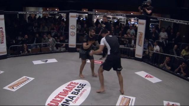 Michael Daguiar vs Marcus Chatterton