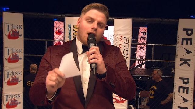 #CWSE23 - Hayes V Riformato - 185lbs Amateur MMA Title Contest